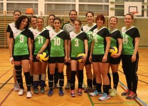 Teamfoto Damen2
