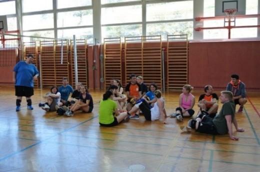Vereinsinternes Turnier am Samstag, 11.4.2015