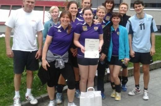 Finalwochenende 2013 – erneuter Meistertitel für die Ladykracher