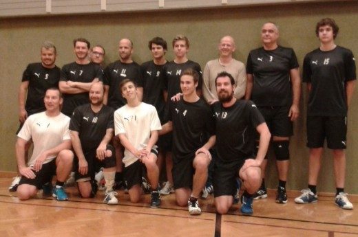 Herren Landesligamannschaft MIB