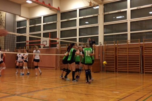 Wichtiger Pflichtsieg – RVCW Damen 1 vs. VBC Feldkirch